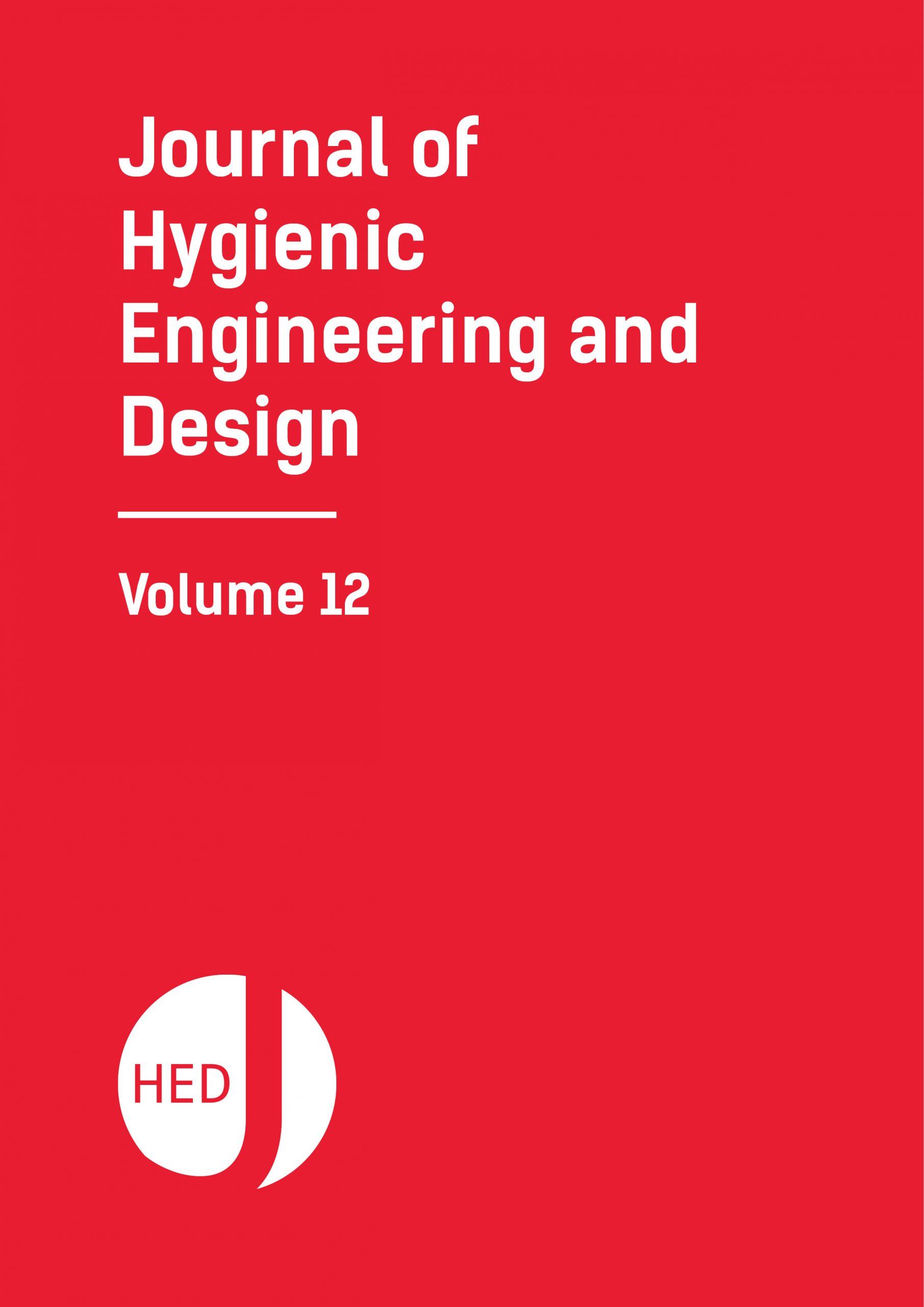 JHED Volume 12