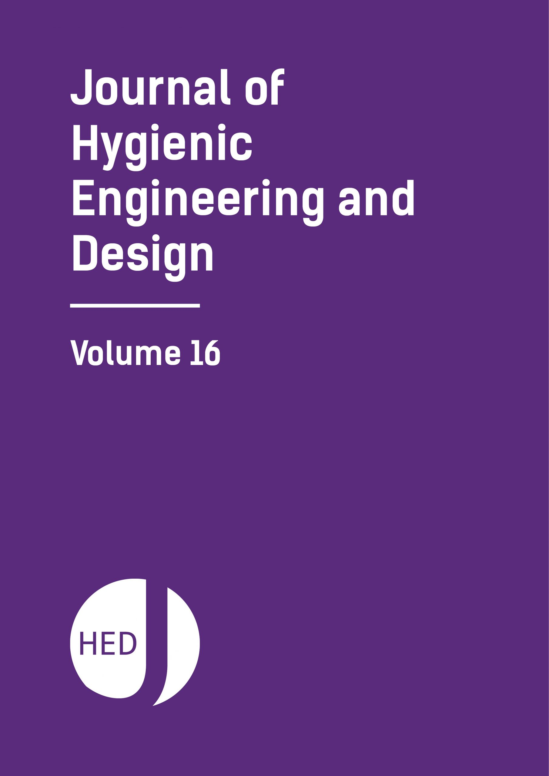 JHED Volume 16