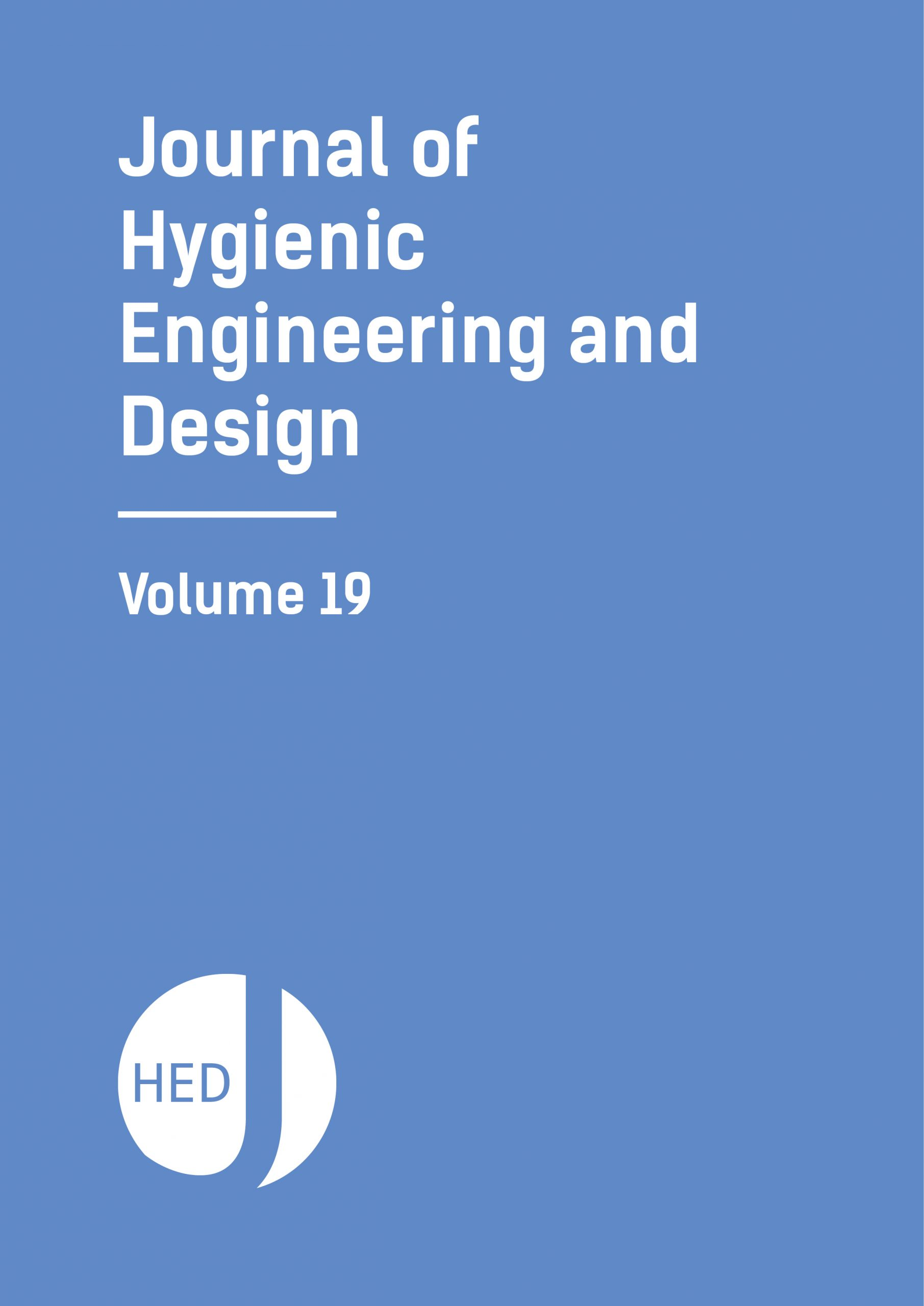 JHED Volume 19
