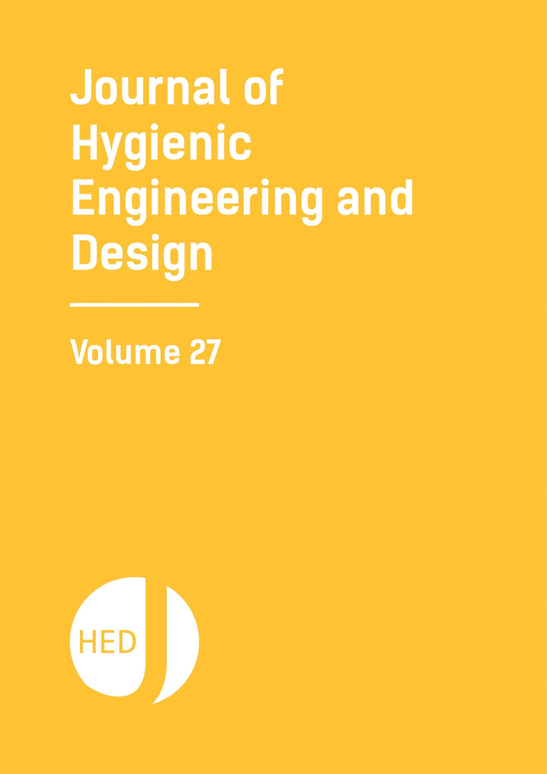 JHED Volume 27